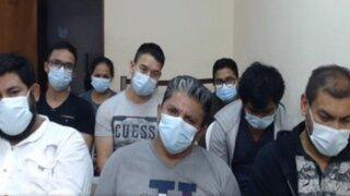 Dictan 18 meses de prisión preventiva contra banda vinculada al cártel de Sinaloa