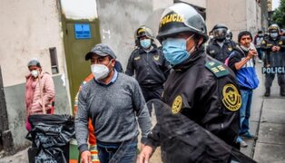 Semana Santa: más de 9 mil detenidos el fin de semana por infringir normas
