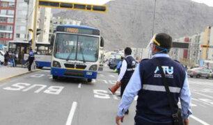 Transporte público en Lima y Callao operará con más buses durante elecciones