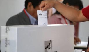 """Omar Castro: """"Todavía hay que analizar el voto rural y del extranjero"""""""