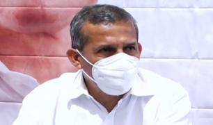 Humala propone crear 'Comisión de la Verdad' para investigar gestión de Pandemia por actual Gobierno
