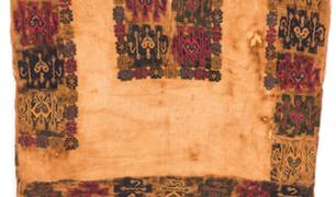 Ministerio de Cultura firmó acuerdo de repatriación de textiles prehispánicos desde Suecia