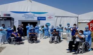 Piura: más de 5.000 pacientes vencen al Covid-19 y se reincorporan a sus trabajos