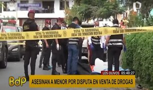 Los Olivos: a cuchillazos asesinan a menor de edad extranjero