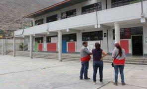 Cusco y Apurímac descartan reanudación de clases presenciales