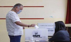 """ONPE publicará """"el resultado que haya como avance"""" a las 11:30 PM del 11 de abril"""