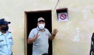 Polémica en Venezuela: alcalde coloca avisos en casas de pacientes con COVID-19