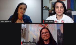 Elecciones 2021: Verónika Mendoza realizó mitin virtual como  cierre de su campaña electoral