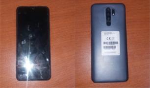 Cusco: intervienen a efectivo de la PNP por intentar ingresar un celular al penal