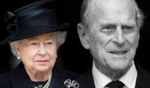 Reino Unido: príncipe Felipe, esposo de la reina Isabel II, muere a los 99 años