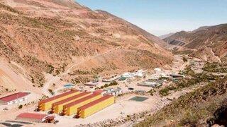 Moquegua lideró ranking de inversión minera con 162 millones de dólares
