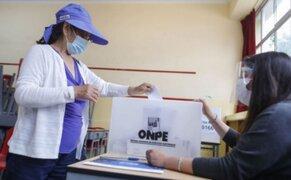 """Sagasti sobre elecciones: """"Hay que respetar la voluntad de la ciudadanía"""""""