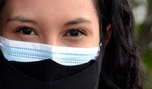 INS recomienda a la población usar doble mascarilla el día de las Elecciones Generales