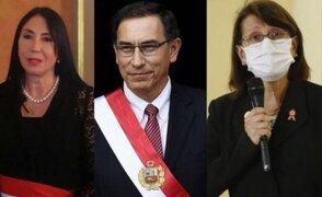Congreso votará inhabilitación de Martín Vizcarra el 16 de abril