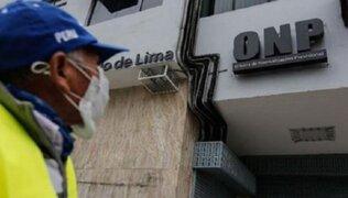 ONP: Ejecutivo promulga ley que otorga pensiones a quienes aportaron menos de 20 años