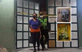 Detienen a extranjera por falsa denuncia de robo de S/ 15.500