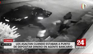 Comas: comerciantes de Av. Belaunde atemorizados por constantes actos delictivos