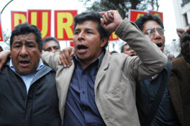 Ex ministro del Interior Rubén Vargas advierte vínculo entre Pedro Castillo y Movadef
