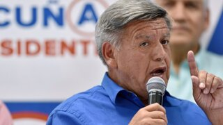 """APP reitera su compromiso con las """"libertades democráticas"""" ante segunda vuelta electoral"""