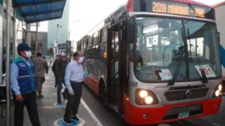 Elecciones 2021: ATU anuncia ampliación de horario de transporte público este 11 de abril
