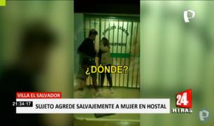 VES: mujer es golpeada por su pareja, pero decide no denunciar la agresión