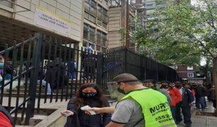Más de 143 mil peruanos emitirán su voto en Argentina