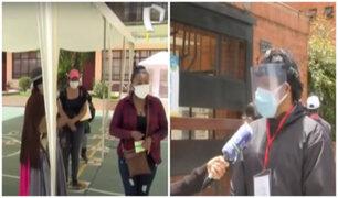 Elecciones 2021: así se desarrolla la votación de peruanos en Bolivia y Colombia