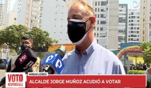 Muñoz: Próximo representante tendrá que lidiar contra pandemia y fuerte impacto económico
