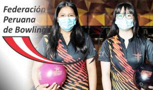Bowling: Perú sumó 2 medallas en Panamericano juvenil