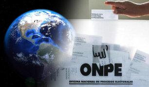 Elecciones 2021: sepa en qué países los peruanos no podrán ejercer su voto