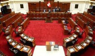 Congreso aprueba ley para que expresidentes se queden un año en el país después de su gestión