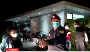 Trujillo: intervienen a más de 50 en bar clandestino