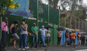 Covid-19: Brasil termina vacunación experimental de una ciudad entera