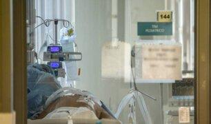 Chile: ocupación de camas UCI alcanzó el 97 % a nivel nacional