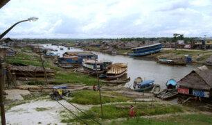 Senamhi: ríos de Loreto se encuentran en alerta roja por incremento de caudal