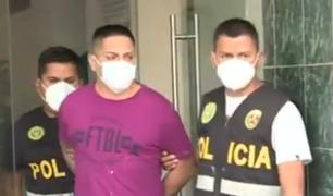 Capturan a delincuente que habría participado en asesinato de policía