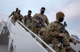 EEUU: Biden retirará tropas de Afganistán para el 11 de septiembre