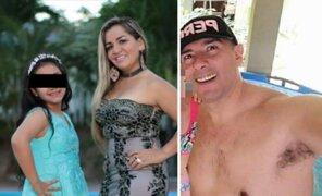 Familiares de mujer y su hija asesinadas revelaron que expareja se ponía agresivo tras beber