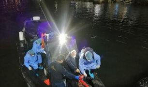 Moquegua: patrullera de la Marina rescata a tripulantes de embarcación en altamar