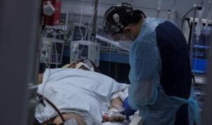 Covid-19: Uruguay registra la tasa de contagios diarios más alta del mundo
