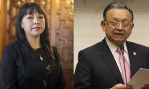 Presidenta del Congreso denunció a abogado de Edgar Alarcón por dilatar proceso