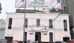 Elecciones 2021: Acción Popular llevaría más de 20 congresistas al Parlamento, según la ONPE