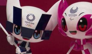 Tokio 2020: Japón presenta a las mascotas de los Juegos Olímpicos