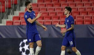 Chelsea clasifica a la Champions pese a caer frente a Porto por 1-0