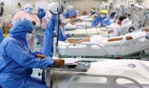 Gobierno informó que casos de COVID-19 no han sufrido disminución