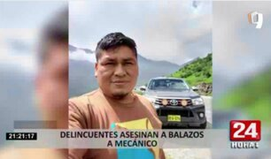 Carabayllo: delincuentes matan a hombre que intentó defender a su hermano durante asalto