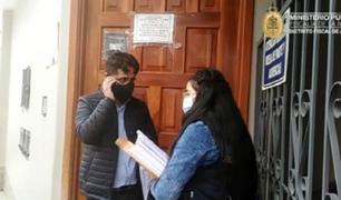 Solicitan 10 meses de prisión preventiva contra gobernador y funcionarios de la Región Áncash