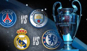 Champions League: Así quedaron definidas las llaves de semifinales
