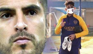 Boca Juniors: Carlos Zambrano es aislado de manera preventiva
