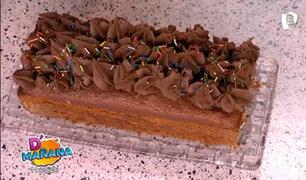 D'Mañana: chef Riggi Assereto enseña a preparar un riquísimo keke de plátano